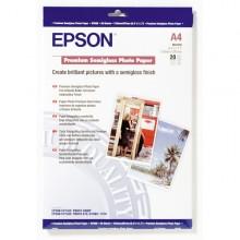 Carta Fotografica Semilucida Premium 20Fg 251Gr 210X297Mm Epson