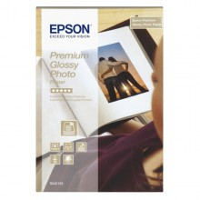 "Carta Fotografica Lucida Premium Best 40Fg 255Gr 10X15Cm (4X6"") Epson"