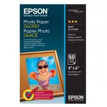 "Carta Fotografica Lucida Good 50Fg 200Gr 10X15Cm (4X6"") Epson"