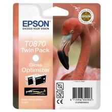 Twinpack T087 Contenente N.2 Cartucce Gloss Optimizer Perla Finitura Lucida Rs
