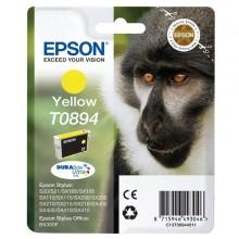 Cartuccia Inchiostro A Pigmenti Giallo Epson Durabrite Ultra Blister Rs