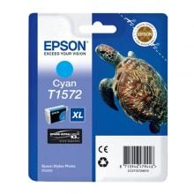 Cartuccia Inchiostro A Pigm. Ciano Epson Ultrachrome Tartaruga Taglia Xl