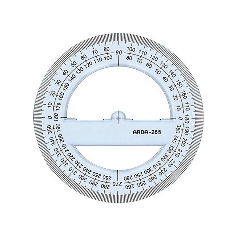 Goniometro Uni Arda 360° 12Cm