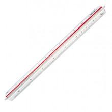 Scalimetro Isoteck Arda 30Cm Per Arredamento (Scale 1:20-25-50-75-100-125)