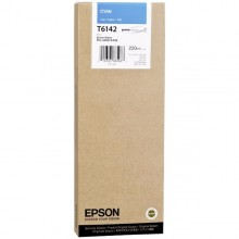 Tanica Inchiostro A Pigmenti Ciano Epson Ultrachrome (220Ml)