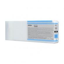 Tanica Inchiostro A Pigmenti Ciano-Chiaro Epson Ultrachrome Hdr(700Ml).