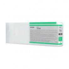 Tanica Inchiostro A Pigmenti Verde Epson Ultrachrome Hdr(700Ml).