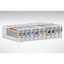 Tanica Inchiostro A Pigmenti Arancio Epson Ultrachrome Hdr (200 Ml)