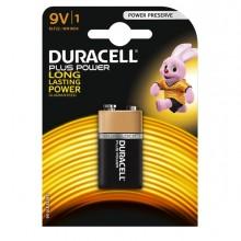 Blister Pila Transistor 9V Duracell Plus (Mn1604)
