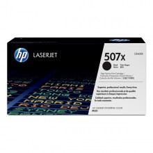 Toner Nero Hp 507X Laserjet Enterprise 500 Color M551N Alta Capacita'