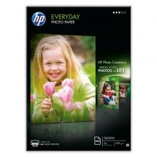 Risma 100 Fg Carta Fotografica Hp Everyday Photo Paper Lucida A4 200G