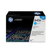 Cartuccia Di Stampa Per Stampanti Hp Color Laserjet 4700 Ciano 10000Pg.