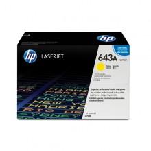 Cartuccia Di Stampa Per Stampanti Hp Color Laserjet 4700 Giallo 10000Pg.