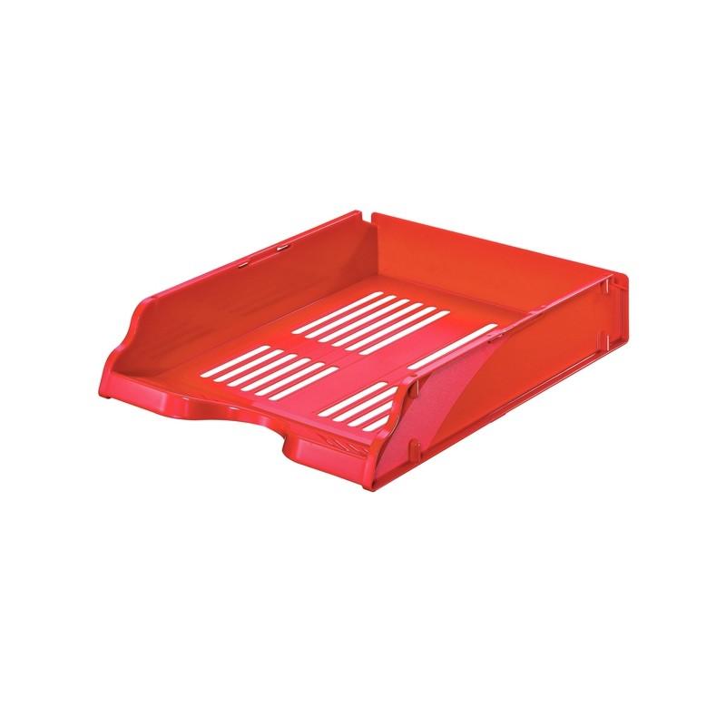 Vaschetta portacorrispondenza TRANSIT rosso ESSELTE (conf. 10 )