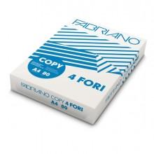 Carta Copy4 A4 80Gr 500Fg 4Fori Fabriano (conf.5)