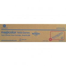Toner Magenta Magic Color 1650En Alta Capacita'