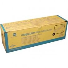 Toner Nero Magicolor 5550 5570 Alta Capacita'
