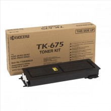 Toner Kit Nero Km-2540 Km-2560 Tk675