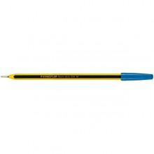 Scatola 20 Penna A Sfera 434 Noris Stick Blu 1,0Mm Staedtler