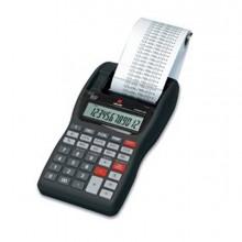 Calcolatrice Summa 301 Portatile Scrivente 12 Cifre Nero