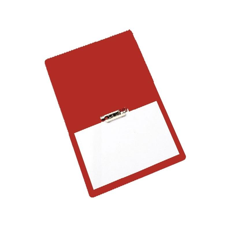 Cartellina c/pressino presspan LILLIPUT 26x33cm rosso CDG (conf. 6 )