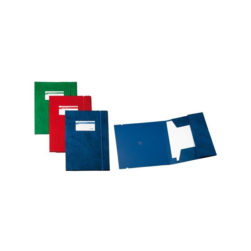 Cartellina Archivio 3L F Blu 25X35Cm