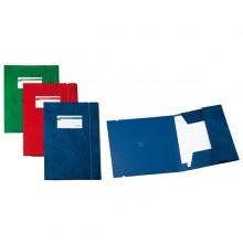 Cartellina Archivio 3L F Rosso 25X35Cm