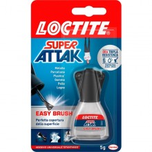Colla Super Attak Easy Brush 5Gr