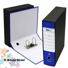 Registratore STARBOX f.to protocollo dorso 8cm blu STARLINE (conf. 12 )