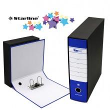 Registratore STARBOX f.to commerciale dorso 8cm blu STARLINE