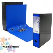 Registratore Kingbox F.To Protocollo Dorso 8Cm Blu Starline