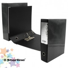 Registratore Kingbox F.To Protocollo Dorso 8Cm Nero Starline