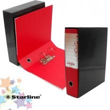 Registratore Kingbox F.To Protocollo Dorso 8Cm Rosso Starline