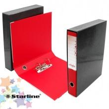 Registratore Kingbox F.To Protocollo Dorso 5Cm Rosso Starline