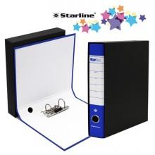 Registratore STARBOX f.to commerciale dorso 5cm blu STARLINE