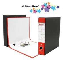 Registratore STARBOX f.to commerciale dorso 5cm rosso STARLINE