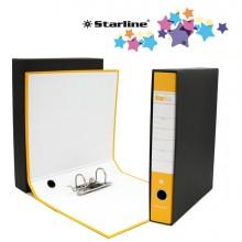 Registratore STARBOX f.to commerciale dorso 5cm giallo STARLINE
