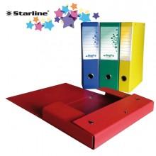 Scatola Progetto Kingpro 6 Blu C/Portaetichetta Starline