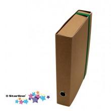 Cartella Progetto C/Elastico Dorso 6Cm Aria6 Fsc Starline