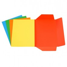 25 Cartelline 3 Lembi Mix 5 Colori 200Gr Starline