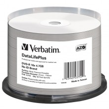 Scatola 50 Professional Wide Thermal Printable No Id 16 4.7Gb / 120'