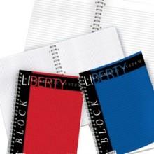 Blocco Liberty Block Spirale 220X290Mm 5Mm 80Fg 70Gr Pigna (conf.5)