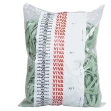 Elastico Fettuccia Verde Diam100 T5 Sacco Da 1Kg