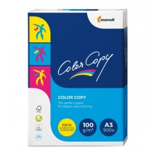 Carta Bianca Color Copy A3 297X420Mm 100Gr 500Fg Mondi