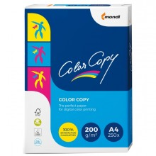 Carta Bianca Color Copy A4 210X297Mm 200Gr 250Fg Mondi