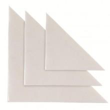 10 Buste Adesive Tasca Tr 10 Triangolare 10X10Cm