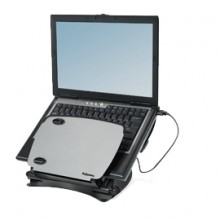 Supporto Notebook Professional Series Con Hub Usb E Leggio - Fellowes