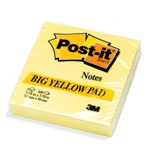 Blocco 200Fg Post-ItGiallo Canary 100X100Mm 5635