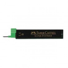 Astuccio 6 Mine Grafite 1,4Mm B Faber-Castell