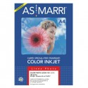 Carta Inkjet A3 150Gr 50Fg Color Photo Lucida 8299 As Marri